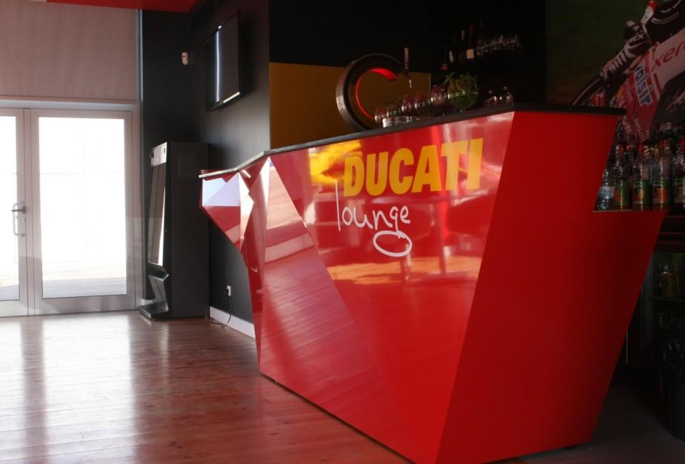 DUCATI Lounge